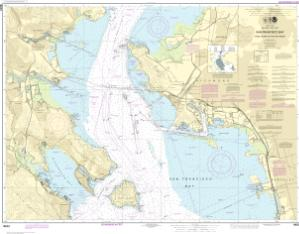 thumbnail for chart San Francisco Bay-Angel Island to Point San Pedro