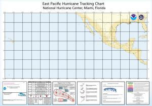 thumbnail for chart East Pacific Hurricane Tracking Chart