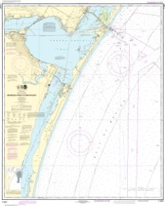 thumbnail for chart Aransas Pass to Baffin Bay