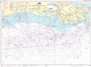 thumbnail for chart Mississippi River to Galveston
