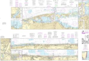 thumbnail for chart Intracoastal Waterway West Palm Beach to Miami