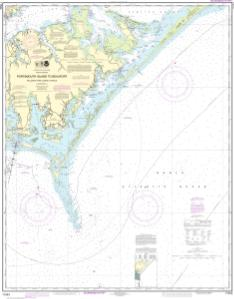 thumbnail for chart Portsmouth Island to Beaufort, Including Cape Lookout Shoals