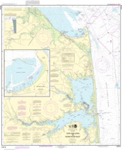 thumbnail for chart Cape Henlopen to Indian River Inlet;Breakwater Harbor