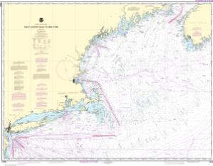 thumbnail for chart West Quoddy Head to New York
