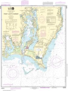 thumbnail for chart Point Judith Harbor