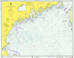 thumbnail for chart MA,1975,Bay Of Fundy To Cape Cod