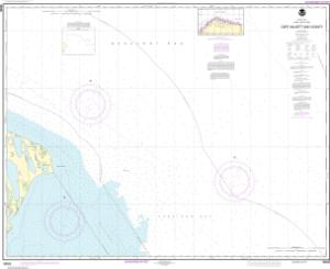 thumbnail for chart Cape Halkett and vicinity