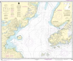 thumbnail for chart Cook Inlet-southern part