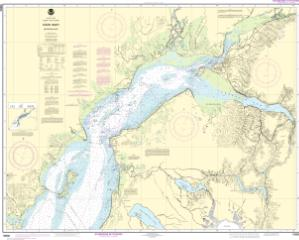 thumbnail for chart Cook Inlet-northern part