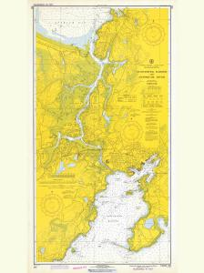 thumbnail for chart MA,1973, Gloucester Harbor And Annisquam River