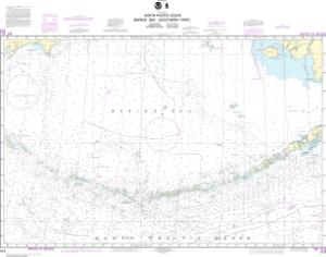 thumbnail for chart Bering Sea   Southern Part