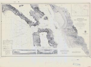 thumbnail for chart CA,1859,San Francisco Bay Middle