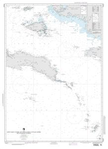 thumbnail for chart West Coast of Irian Jaya (New Guinea) to Pulau Seram