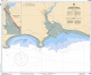 thumbnail for chart Parrsboro Harbour and Approaches / et les approches