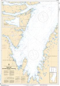 thumbnail for chart Trinity Bay: Southern Portion / Partie Sud