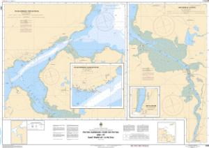 thumbnail for chart Pictou Harbour and East River of Pictou
