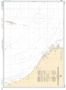 thumbnail for chart Cape Dufferin to/à Broughton Island