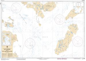 thumbnail for chart Navy Channel to/à Fury and Hecla Strait