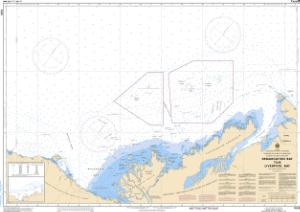 thumbnail for chart Demarcation Bay to/à Liverpool Bay
