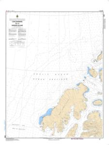 thumbnail for chart Cape Manning to/à Borden Island